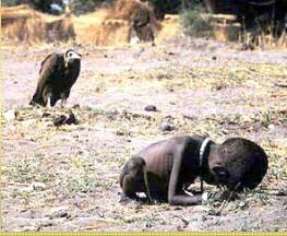 O Capitalismo mata de fome!